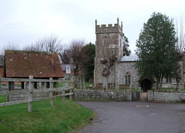 Church of St. Nicholas, Fyfield