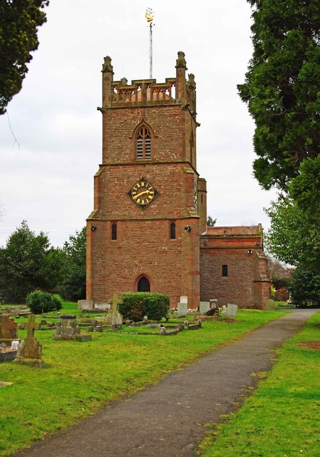 Christ Church (2), Church Lane, Lower Broadheath