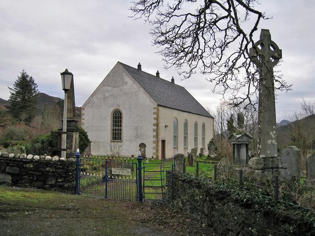 Lochalsh Parish, Kirkton Church