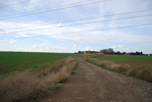 Footpath to Stoke