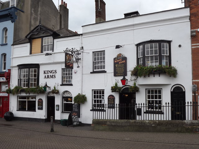 Kings Arms, Weymouth
