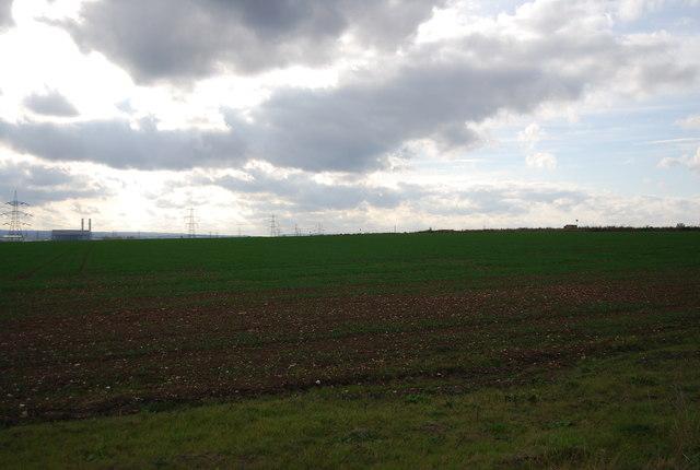Farmland, Stoke