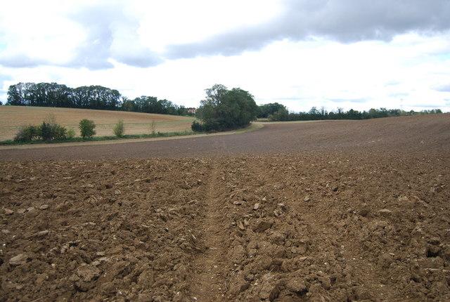 Bridleway to Akenham