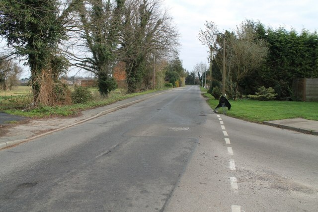 Middlegate Road (West), Kirton