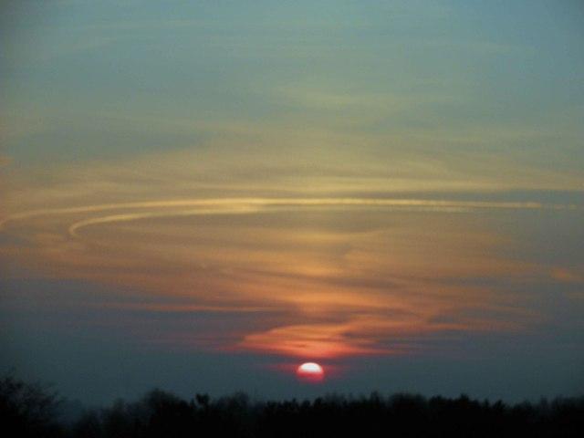 Dearne Valley sunrise