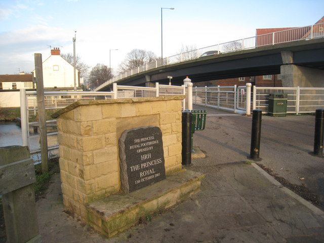 Thorne, the Princess Royal Footbridge