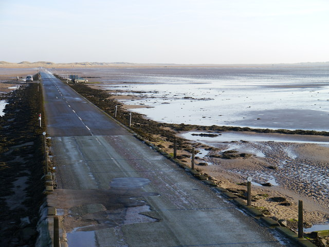Holy Island Tide Tables