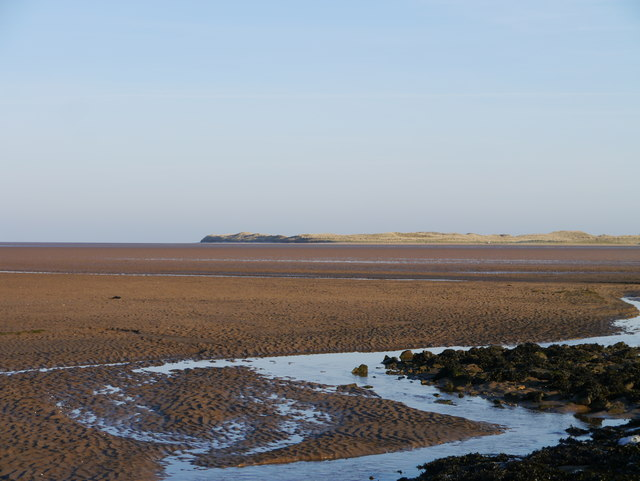 Across The Sands Towards Snook Point