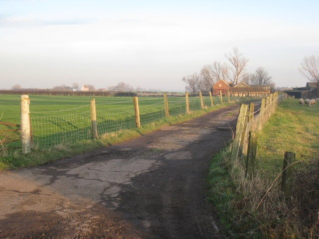 Entrance to Grove House Farm