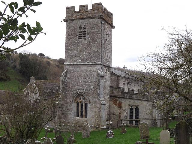Upwey Church