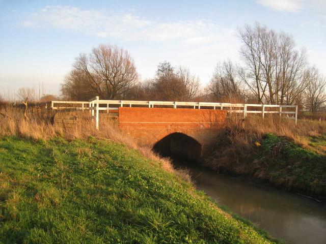 Bridge under Green Lane