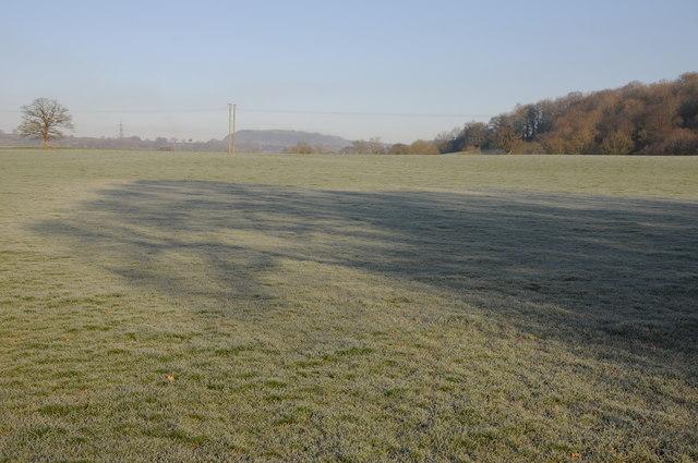 Farmland near Llantilio Crossenny