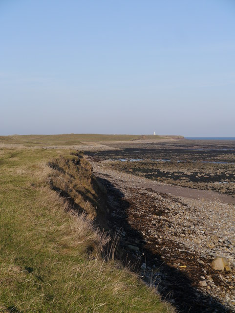 The Holy Island Coast Towards Emmanuel Head