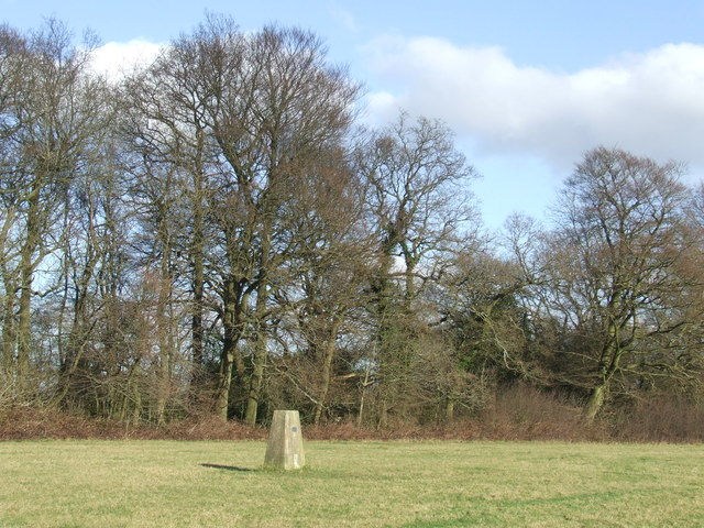 Trig point near Otford