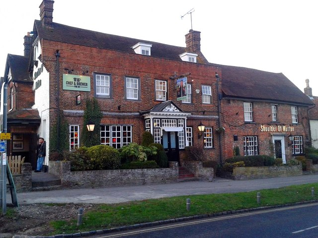 The Shoulder Of Mutton in Wendover