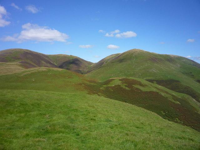 Wether Hill, Black Hill & Penbane