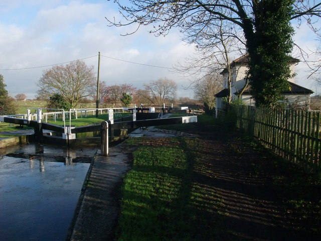 Weston Lock, Trent and Mersey Canal