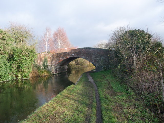 Scotch Bridge, Trent and Mersey Canal