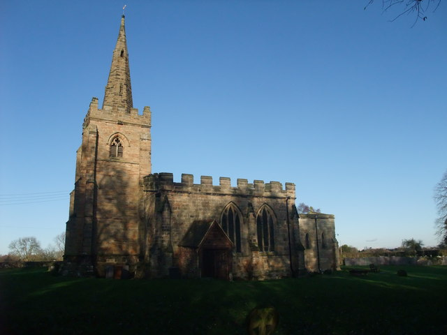 Church of St Mary the Virgin, Weston-on-Trent