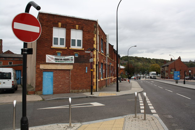 Remar UK Warehouse, Brittain Street