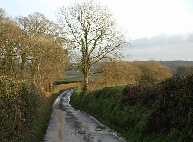 Lane near Cadditon