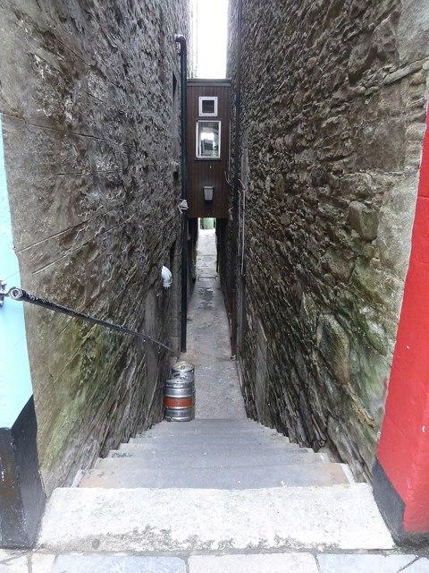 Mullay's Steps, Lerwick