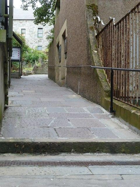 Hangcliff formerly Steep Closs, Lerwick (2)