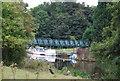 TQ7253 : Barming Bridge by N Chadwick