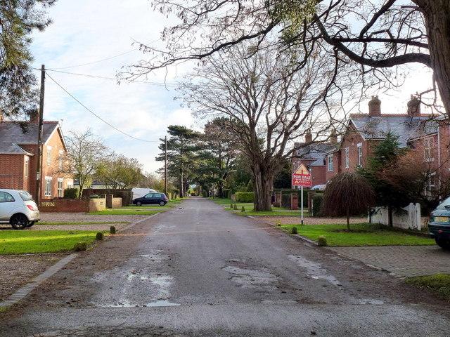 Broadclose Road 1