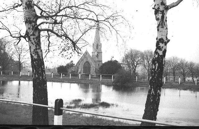 St Paul's Church, Woodford Bridge,  Essex
