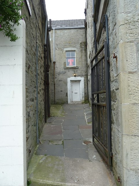Heddle's Court, Lerwick