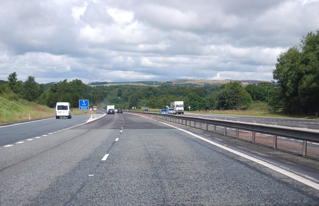 Junction 12, M74