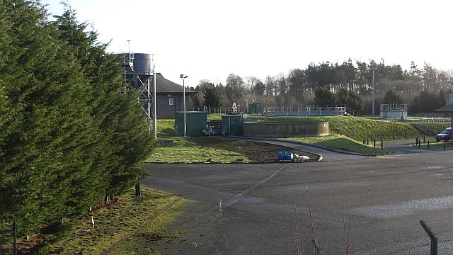 Ormiston Sewage Works
