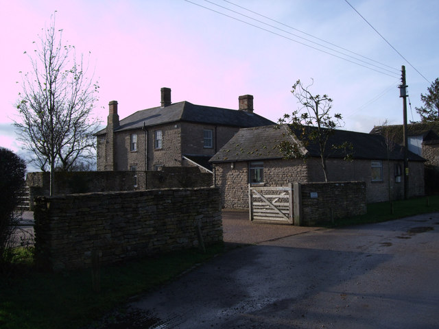 Park Farm, Garsdon