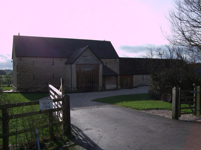 Park Farm Barn, Garsdon