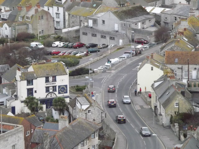 Castle Road, Fortuneswell