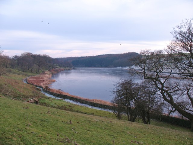 John O' Gaunt's reservoir