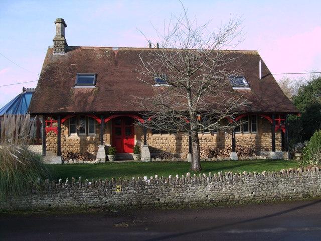 Old School House, Garsdon