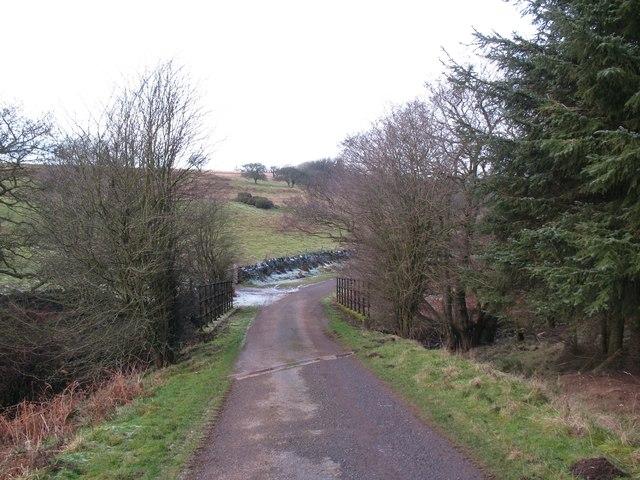 Yorkshire Water road, Haverah Park