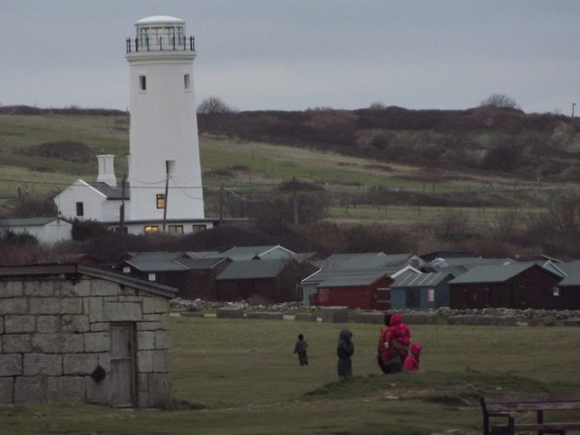 The Old Lower Light, Portland Bill