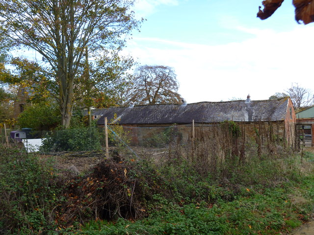 Upper Chelmscote Farm