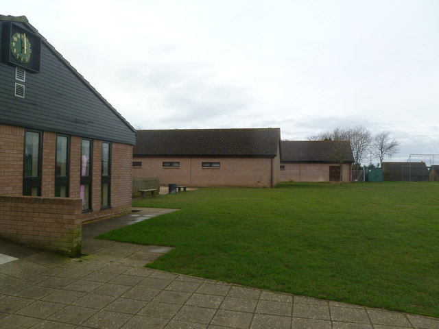 Corfe Mullen, meeting halls