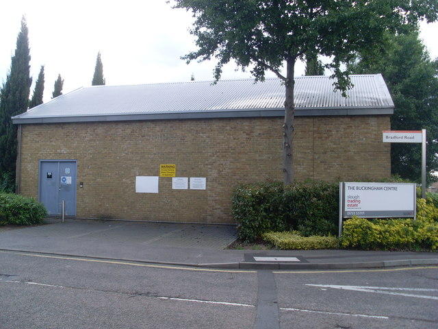 Telephone Exchange, Slough Trading Estate (1)