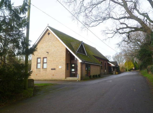 Corfe Mullen Baptist Church
