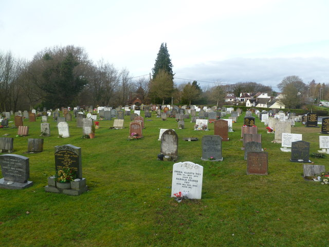 Corfe Mullen Cemetery