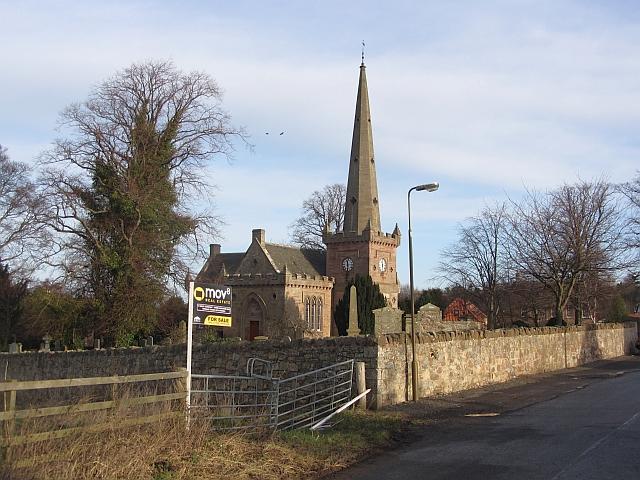 Parish Church, Saltoun