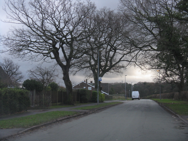 Knutsford - Beggarmans Lane
