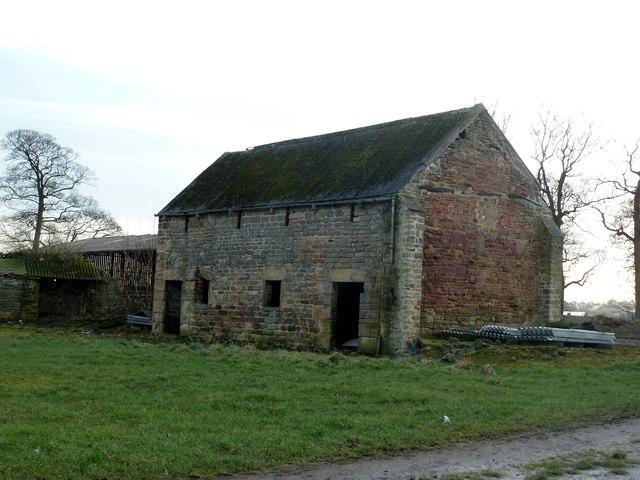 Barn at Wood Head Farm