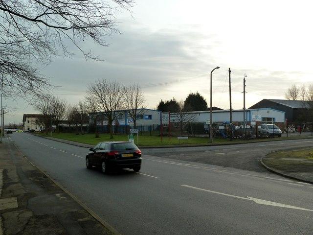 Platts Common Industrial Estate