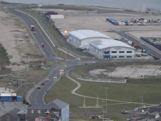 Development at Osprey Quay